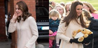 Duchess of Cambridge Kate Middleton sticks to what works Photo (C) UK Press Via Getty Image, WPA POOL, Getty Images
