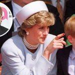 Elton John on rare gift Prince Harry inherited from Princess Diana Photo C GETTY