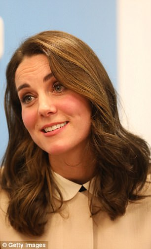 Goldsmith is the brother of the Duchess of Cambridge's mother Carole