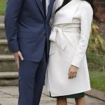 Harry 33 who revealed a year ago he had fallen for the actress after a four to six month secret relationship proposed to Meghan 36 in London earlier this month.