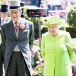 Image One Queen and Prince Philip are aged 91 and 96 respectively Photo (C) GETTY