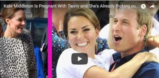 Kate Middleton Is Pregnant With Twins and Shes Already Picking out Names