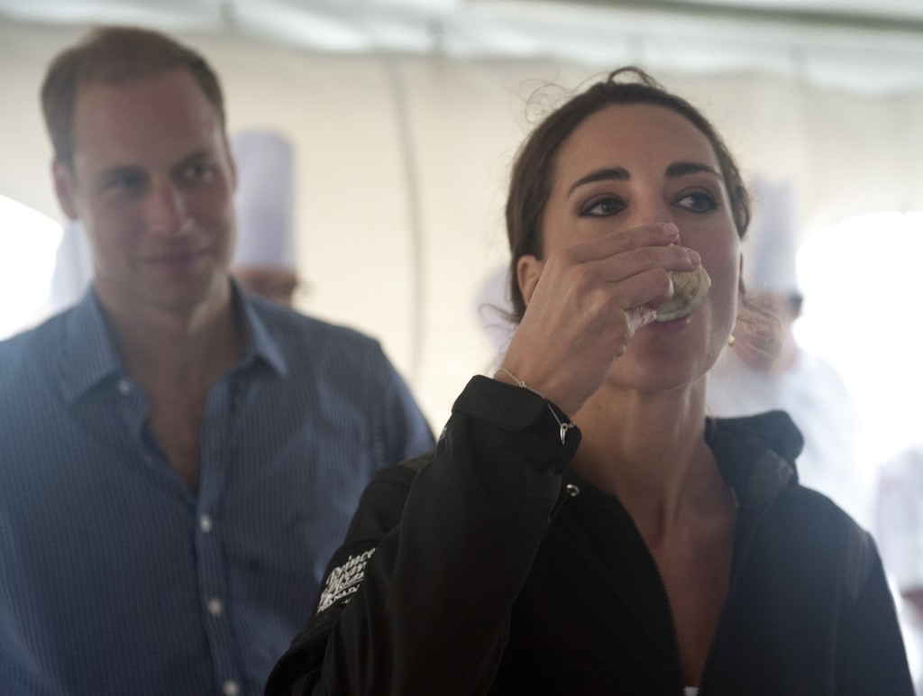 Catherine Duchess of Cambridge colin is raising money to help The Society For Mucopolysaccharide Diseases (The MPS Society) Photo (C) GETTY