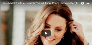 Kate Middleton Speaks