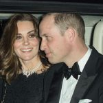 Kate Middleton looks radiant as she smiles at husband Prince William Photo C JONATHAN BUCKMASTER