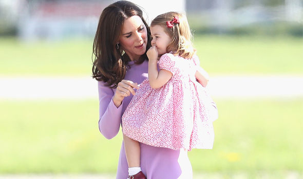 01 Kate Middleton visited Hornsey Road Children's Centre on Tuesday Photo C GETTY