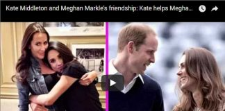 Kate helps Meghan get to grips with royal life