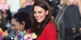 Kate hosts secret meeting at Kensington Palace Photo (C) GETTY IMAGES