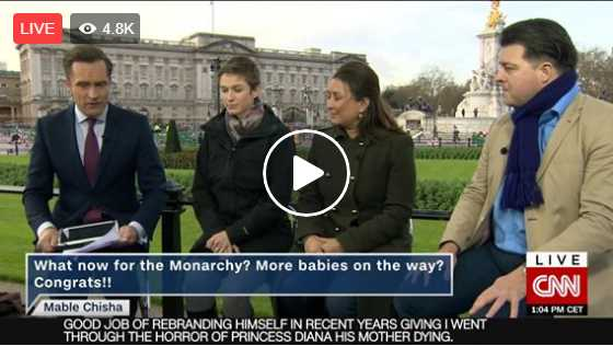 Live News Prince Harry and Meghan Markle Engagement