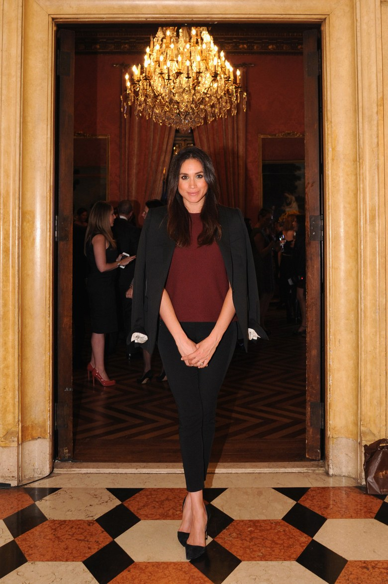 Meghan Markle May Be Moving Into Kensington Palace With Prince Harry Photo (C) GETTY