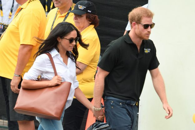 Meghan Markle and Prince Harry are reportedly starting a new life together [Getty]