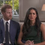 Meghan Markle said yes immediately to Prince Harry after he proposed on one knee while they were cooking dinner the couple said in their first joint interview