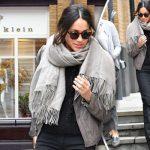 Meghan Markle spotted in London Prince Harrys girlfriend has been shopping in Chelsea Photo C LDNPIX MEGA KINNERSLEY KENT DESIGN