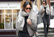 Meghan Markle spotted in London Prince Harry's girlfriend has been shopping in Chelsea Photo (C) LDNPIX MEGA KINNERSLEY KENT DESIGN