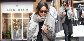 Meghan Markle spotted in London Prince Harry's girlfriend has been shopping in Chelsea Photo (C) LDNPIX MEGA KINNERSLEY KENT DESIGN