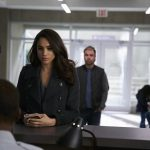 Meghan Markle stars in the lawyer drama Suits [Wenn]