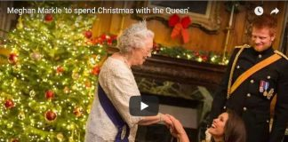 Meghan Markle 'to spend Christmas with the Queen'
