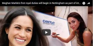 Meghan Markles first royal duties will begin in Nottingham as part of intensive six month tour