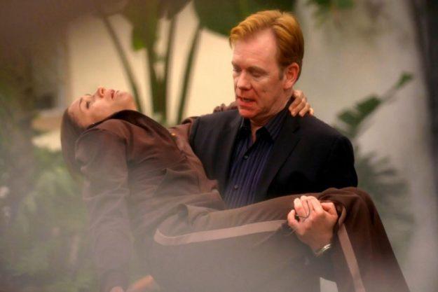 Meghan starred in CSI Miami in 2010[TNI PRESS LTD]