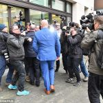 Mr Middleton had tried to get a police caution to avoid court action but prosecutors refused