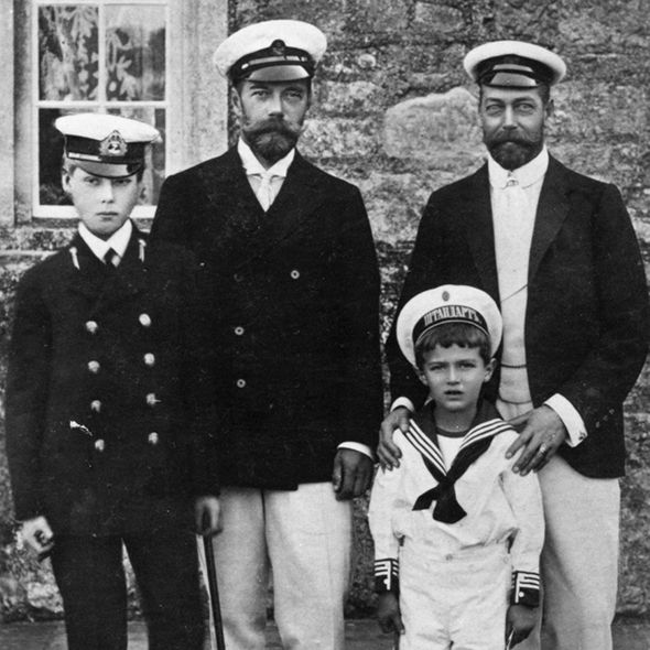 Nicholas II and his family were taken as prisoners and later murdered by the revolutionists Photo (C) GETTY