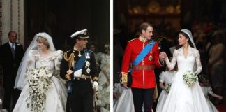Prince Charles and Princess Diana and Prince William and Duchess of Cambridge Kate Middleton had very short engagements [Getty]