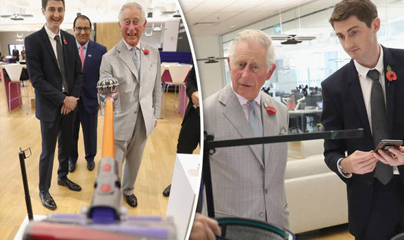 Prince Charles is on a 11-day tour in Singapore Photo (C) CHRIS, PA IMAGES