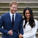 Prince Harry and Meghan Markle have appeared in public for the first time since announcing they will marry next year as the world glimpsed the American actress engagement ring