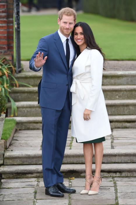 Prince Harry and Meghan Markle's wedding is nearly upon us Photo Prince Harry and Meghan Markle's wedding is nearly upon us Photo (C) GETTY(C) GETTY