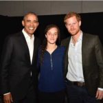 Prince Harry and Obama Photo C TWITTER