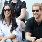 Prince Harry pictured with girlfriend Meghan Markle is the most popular member of the Royal family Photo C GETTY