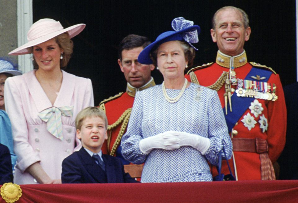 Prince Philip labelled Princess Diana 'possessive' and not a 'caring wife' Photo (C) GETTY