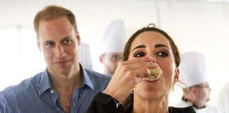 Prince William & Kate Middleton Canadian PDA Photo (C) GETTY IMAGES