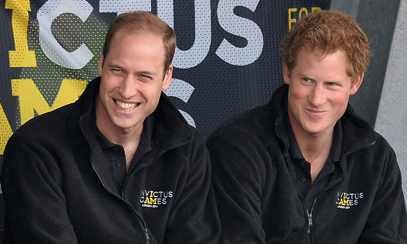 Prince William reveals main reason he's excited about Prince Harry's engagement Photo (C) GETTY