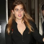 Princess Beatrice is gorgeous in floral pencil skirt Photo C GETTY