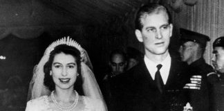 Queen Elisabeth and Prince Philip are nearing their 70 year wedding anniversary Photo C GETTY