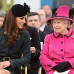 Queen Elizabeth II and Kate Middleton have a close bond Getty