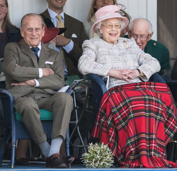 The Queen and Prince Philip's secret signals of love revealed by a body language expert Photo C GETTY