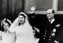 Queen and Prince Philip What does the Queen and Prince Philip's wedding day body language reveal Photo (C) GETTY