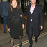 Sarah the Duchess of York and her rumoured ex boyfriend Manuel Fernandez also attended the event Photo C GETTY