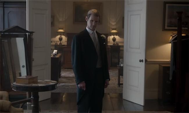 Season two will delve deeper into Prince Philip's life Photo (C) YOUTUBE