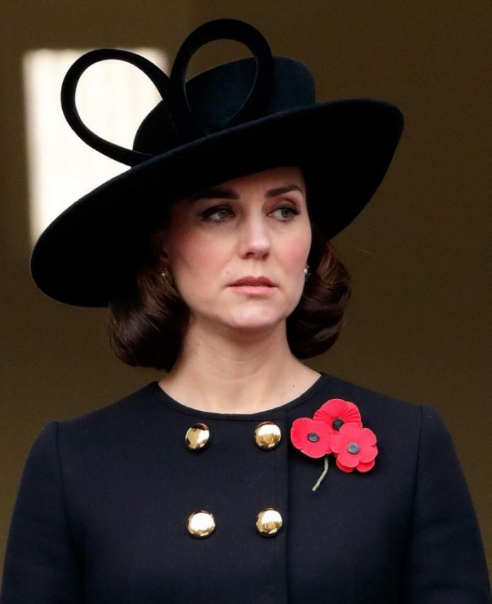The Duchess of Cambridge's clan has been hit by court scandal. Photo (C) GETTY