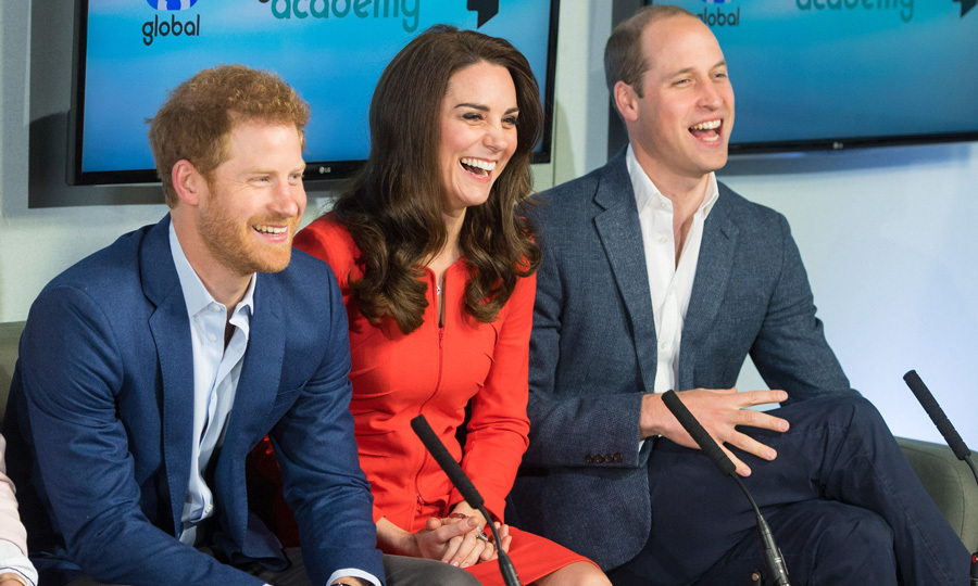 The Duke and Duchess are excited about Prince Harry's engagement to Meghan Markle Photo Dominic Lipinski - WPA Pool , Getty Images
