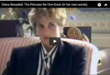 The Princess No One Knew (In her own words)