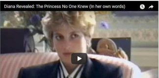 The Princess No One Knew In her own words
