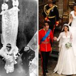 The Queen Kate Middleton's wedding cost £26 million, and her wedding dress cost £250,000 Photo (C) GETTY