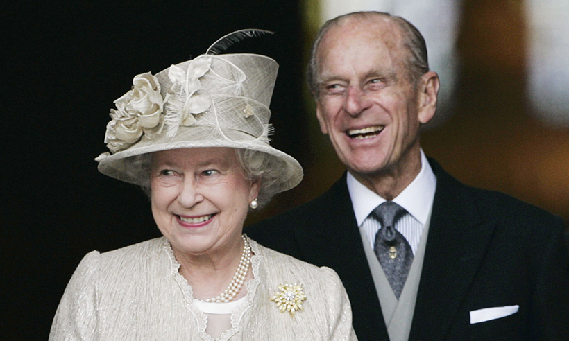 The Queen and Prince Philip's 70th wedding party details revealed Photo (C) GETTY