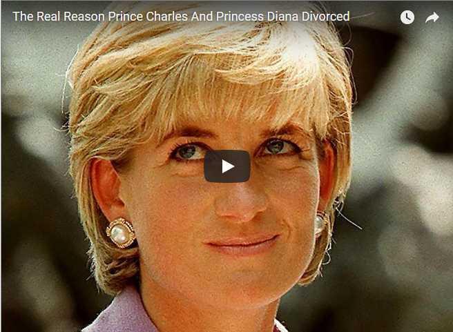 The Real Reason Prince Charles And Princess Diana Divorced