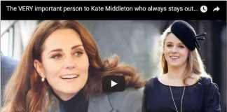 The VERY important person to Kate Middleton who always stays out of spotlight revealed