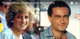 The love affair that shocked the world Dodi and Diana